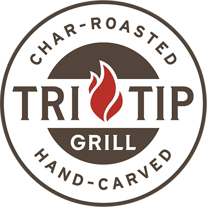 Tri Tip Grill- Richardson logo top